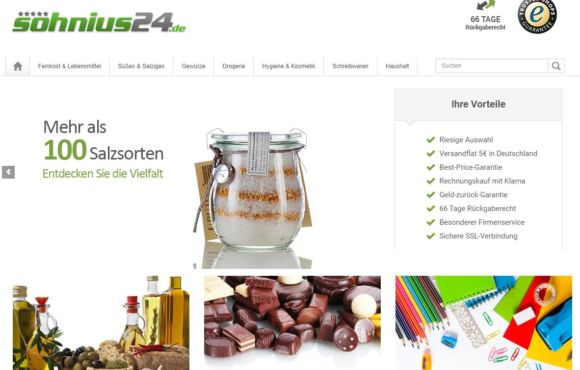 Sohnius Foodservice