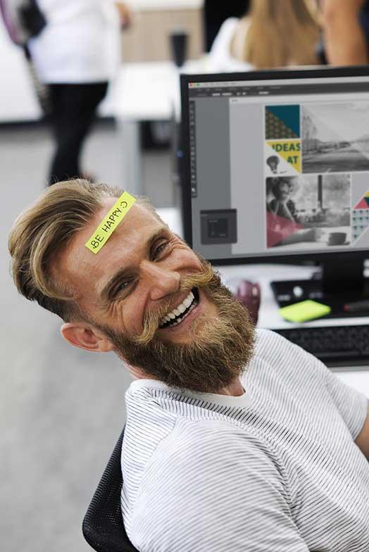 webentwicklung-happy